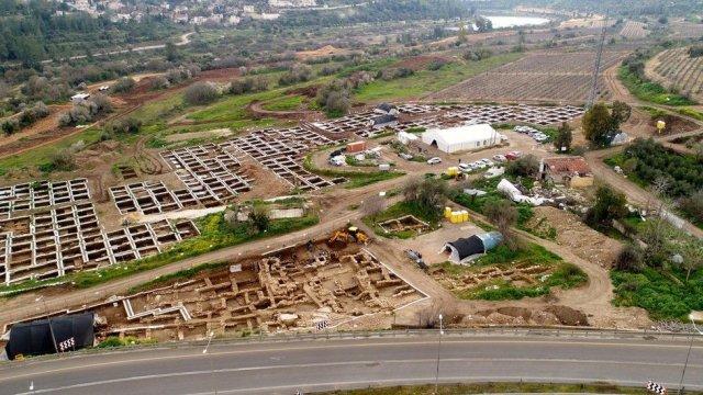 Под Иерусалимом найден древний город. Он старше Стоунхенджа и египетских пирамид