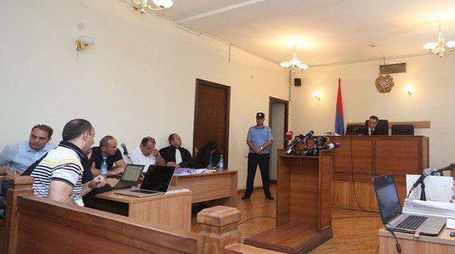 Суд рассмотрит жалобу на решение по поводу ареста на имущество Кочаряна 24 июля