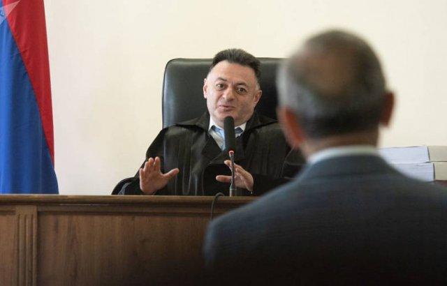 У судьи есть подозрения, что обыск может быть связан с делом Кочаряна. Член ВСС