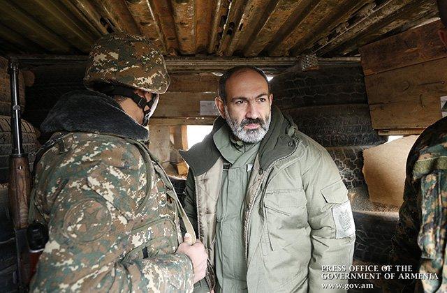 Премьер-министр сформулировал историческую миссию армянской армии
