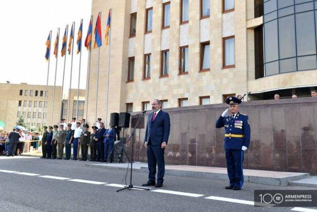 Никол Пашинян отметил, какой мир нужен Армении