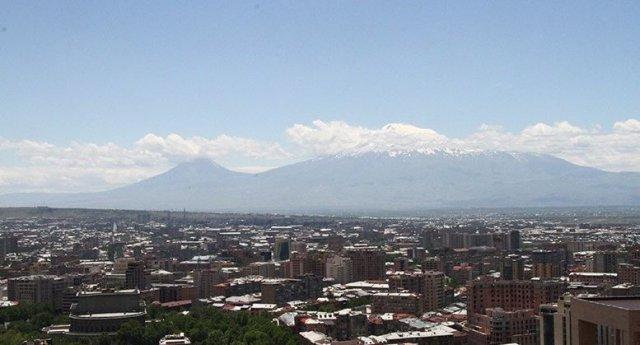 Погода в Армении: Температура воздуха 26-27 июля понизится на 3-4 градуса