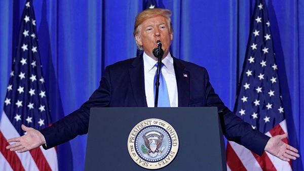 Трамп назвал сообщения об аресте в Иране агентов ЦРУ ложью