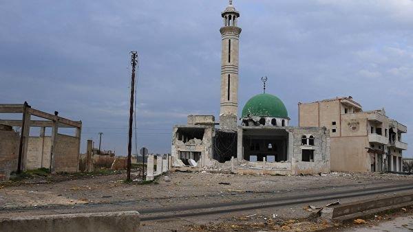 В сирийской провинции Хама в результате обстрела погибли семь человек