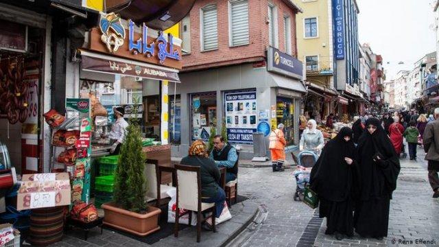 В Стамбуле задержаны более 6000 нелегальных мигрантов