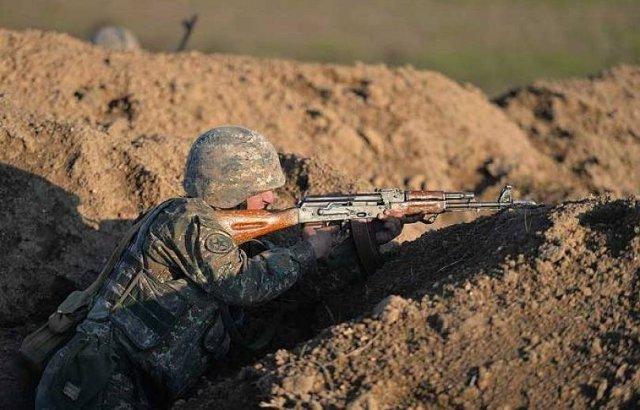 Вследствие стрельбы ВС Азербайджана в Тавуше ранен армянский военнослужащий-контрактник