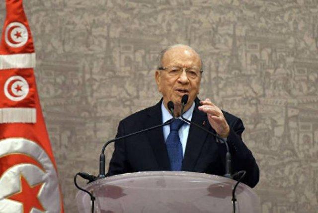 В Тунисе простились с президентом страны