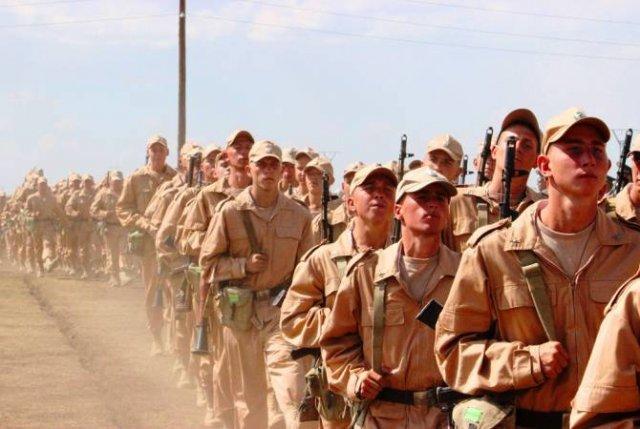 В Армении проводятся мероприятия по предотвращению ожогов и тепловых ударов военнослужащих ЮВО
