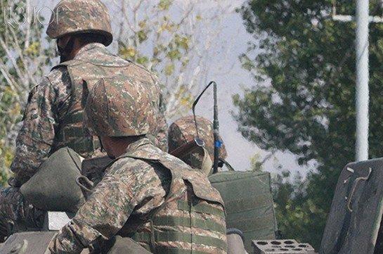 Азербайджан за неделю нарушил режим прекращения огня около 150 раз