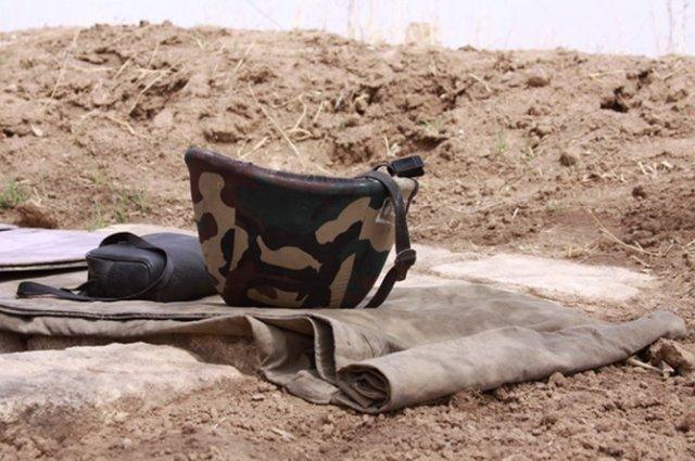 От выстрела противника погиб 24-летний военнослужащий по контракту