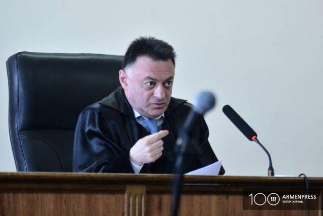 Прекращены полномочия судьи Давида Григоряна: ВСС