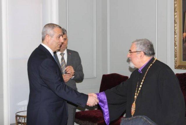 Начался рабочий визит делегации Республики Арцах в Австралию