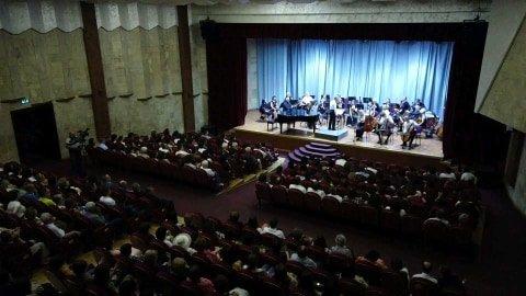 В столице Арцаха состоялся концерт Гамбургского академического филармонического оркестра