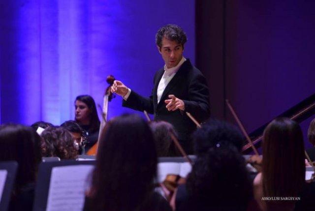 Работа в Государственном симфоническом оркестре Армении привлекательна