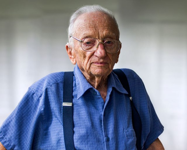 Выдающийся активист борьбы за мир Бенджамин Ференц присоединился к премии «Аврора»