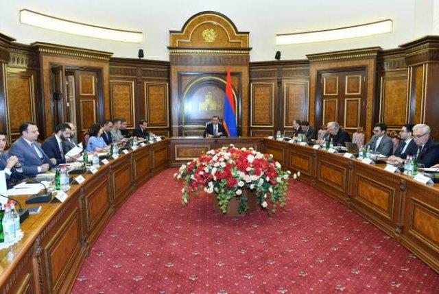 Межведомственная комиссия по разработке Стратегии национальной безопасности созвала первое заседание