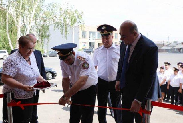 Для Ширакского областного следственного управления СК Армении открыто новое здание