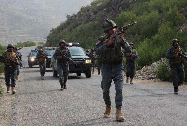 В Афганистане уничтожили более 50 талибов в ходе военной операции