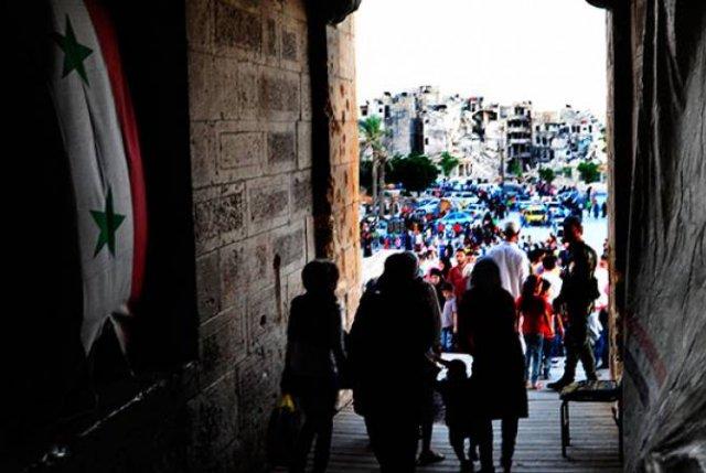 Порядка 114 тысяч человек в июне покинули свои дома в Сирии
