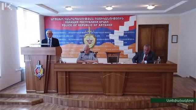 Президент Арцаха: Мы призовем к порядку всех тех, кто выбрал незаконный путь