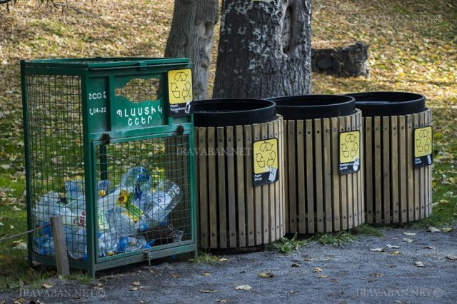 Проблема мусора в Ереване будет решена