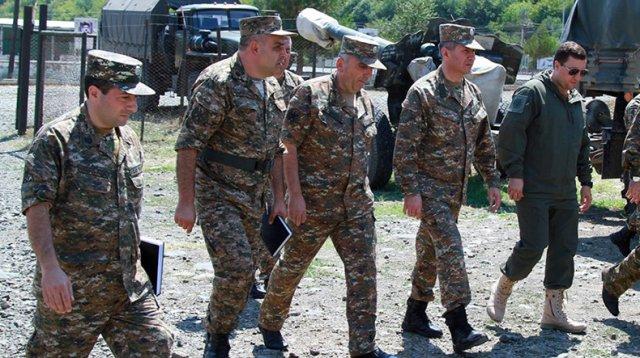 Замглавы Минобороны Армении ознакомился с ходом тестирования новой программы снабжения продовольствием