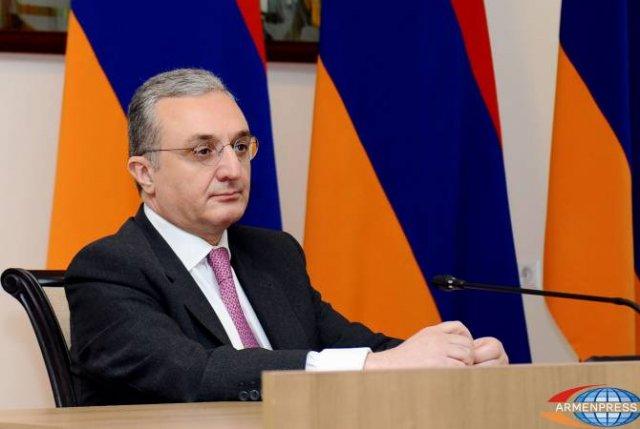 Зограб Мнацаканян коснулся роли Армении и МГ ОБСЕ в урегулировании нагорно- карабахского конфликта