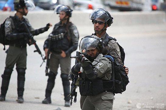 В Израиле заявили о ранении трёх военных на границе сектора Газа