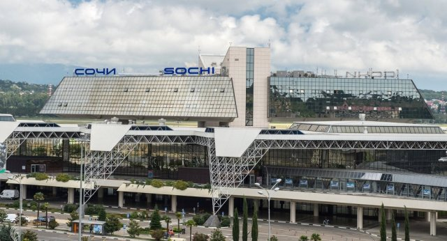 Официальный комментарий аэропорта Сочи