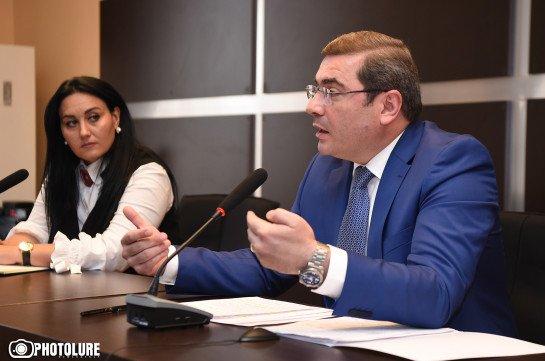 Глава КГД Армении: Таможня в Гюмри должна быть таким образом, чтобы стала центром импорта и экспорта для бизнеса