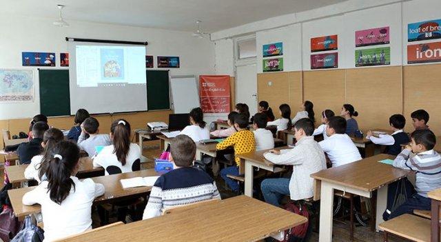 Осенние каникулы в школах Армении начнутся 28 октября