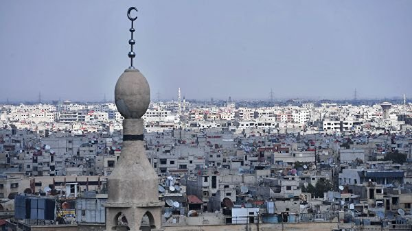 Более 200 компаний приняли участие в продовольственной выставке в Дамаске
