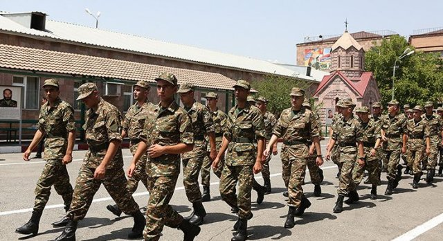 Летний призыв в армию в Армении: число новобранцев на 15% выше, чем прогнозировалось