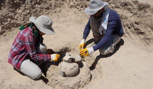 В Ване обнаружили 2750- летний урартский некрополь