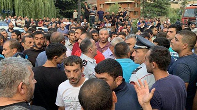 Глава СНБ Армении: События в Иджеване – провокация со стороны определенного круга лиц