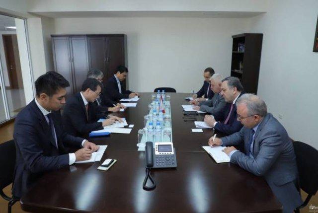 Состоялись политические консультации между министерствами иностранных дел Армении и Японии