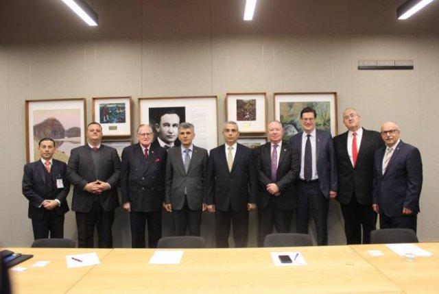 Глава МИД Арцаха встретился с парламентариями австралийского штата Новый Южный Уэльс