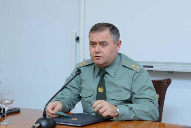 Артак Давтян: отсутствие выстрелов на данный момент — результат оперативной связи