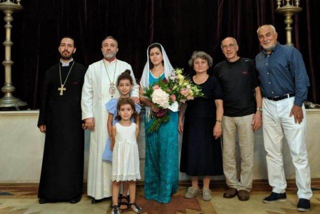 В соборе Святых Архангелов в Бухаресте состоялся концерт к 150-летию Комитаса