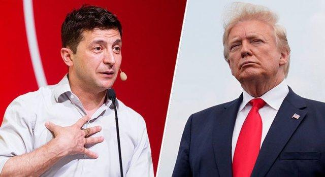 Владимир Зеленский встретится с президентом США Дональдом Трампом