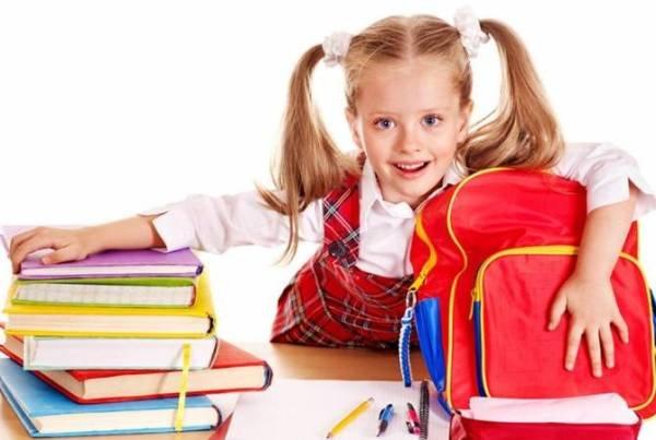 Школьные портфели станут легче
