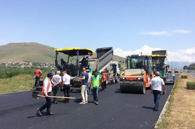 Пашинян: недобросовестные дорожно-ремонтные компании обанкротятся