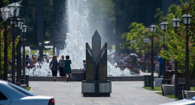 Температура воздуха в Армении понизится еще на 3-4 градуса