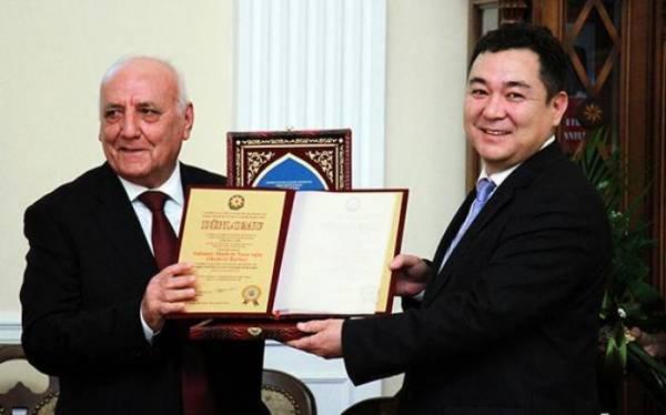 Член парламента Азербайджана заявил, что Тбилиси азербайджанский город