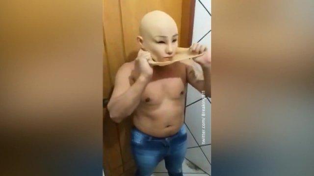 Главарь бразильской банды притворился своей дочерью, чтобы сбежать из тюрьмы
