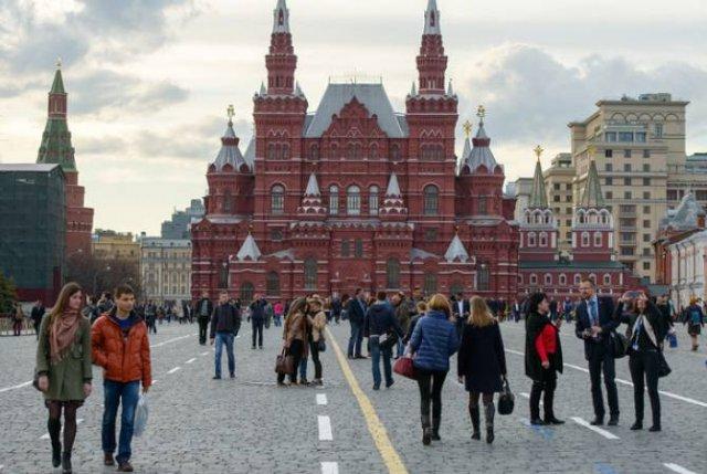 Москву накрыли аномальные холода
