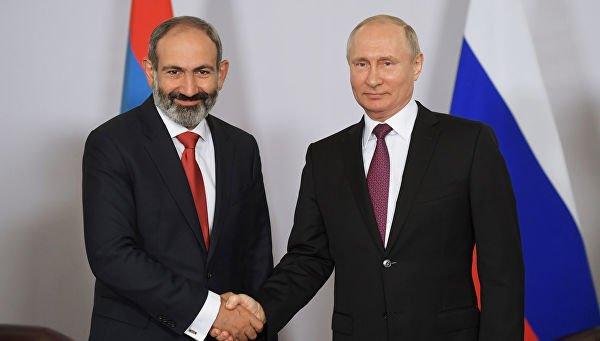 Путин скорее относится к Пашиняну позитивно