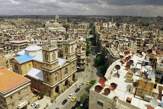 В Алеппо восстановили завод по переплавке металла