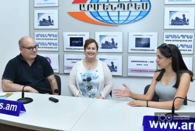 Из Канады - в Армению и Джавахк: армянские музыканты из диаспоры раскрывают таланты