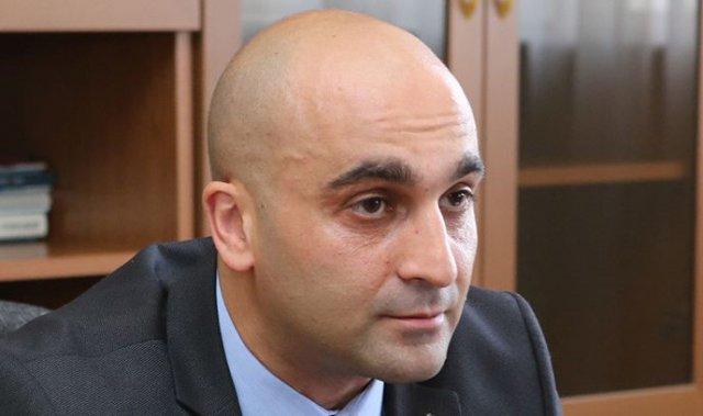 Эдгар Хуршудян освобожден от должности руководителя Инспекционного органа здравоохранения и труда